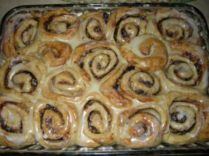 Delicious Homemade Cinnamon Rolls